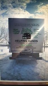 Helping hands family movers Edmonton Edmonton Area image 2