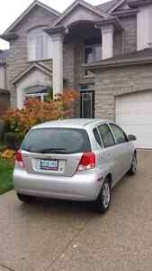 2008 Chevrolet Aveo safety and e tested