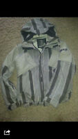 manteau d hiver SESSION