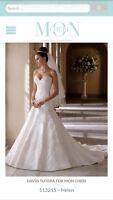 New David Tutera wedding gown