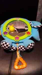 Elephant - Baby back mirror - Pisher Price Kitchener / Waterloo Kitchener Area image 3