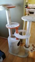 6 tier cat stand