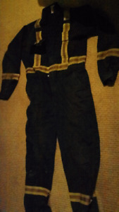 DAKOTA FR FLAME RESISTANT COVERALLS SIZE LARGE/TALL