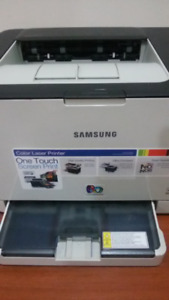 Samsung color laser printer CLP-320