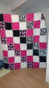 Home Made Rag Quilt