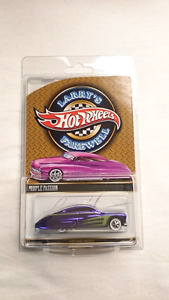 HOT WHEELS LARRY WOOD FAREWELL PURPLE PASSION MERCURY DIE CAST