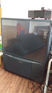 "Old style 50"" or 55"" TV free"