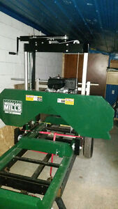 NEW PORTABLE / MOBILE SAWMILL
