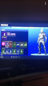 Skull trooper account no scammers, I don't go first