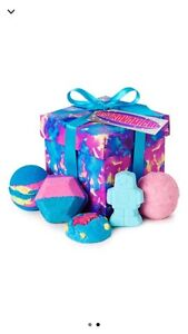 LUSH  WRAPPED GIFT BOXES