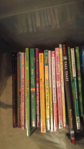 Chapter Books for Girls and Boys