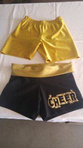 Cuissards pour cheerleading