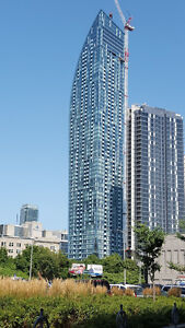 Downtown Furnished 1 Bedroom + Enclosed Den @ Union
