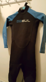 Gul Response 3/2 S Stretch D-Lock Wetsuit.