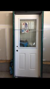NEW EXTERIOR DOOR FOR SALE