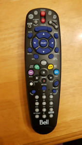*UPDATED* Bell Satellite Remote - 5 LEFT, GOING FAST