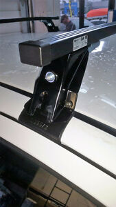 Complete Square Bar Roof Rack System for ANY car St. John's Newfoundland image 3