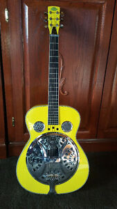 Regal Dobro Model #14 - 15 yrs old and Like New Condition!!