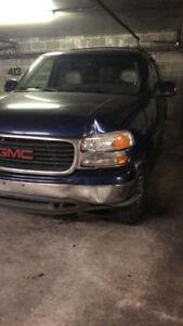 GMC Yukon 2001