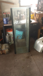 Fish tank it's either a 50 or 55 $75 obo
