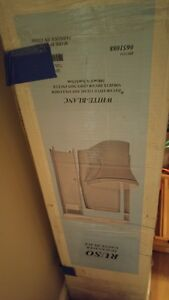 Bathroom toilet paper holder brand new in box bought in lowes