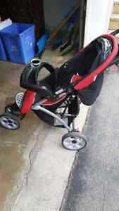 safety first jogging stroller  London Ontario image 3