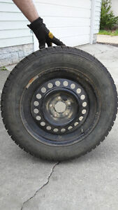 195/60 R15Tires with rims