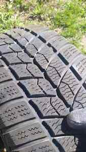 195/55/15 snow tires set of 4