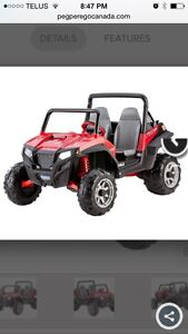 12v 900 rzr with wheel chair battery(obo)