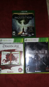 Dragon Age Inquisition GOTY Edition + DA:Origins and DA2