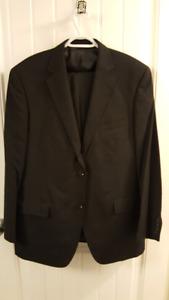 Men's two piece suit