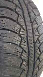 2 winter tires ( SOLD)!!!!!!!!! London Ontario image 1