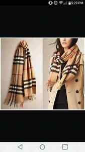 Burberry/foulard scarf scarves brand new \replica West Island Greater Montréal image 2