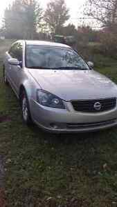 2006 Nissan Altima $1800 or trade