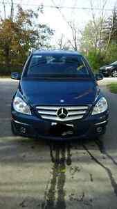 Mercedes B200 -PRIVATE SALE