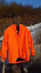 Stearn's Hunting Jacket - Hunter Orange