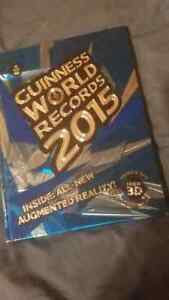 Guinness World Records 2015 -BOOK-