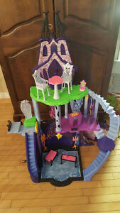 Château Monster High Castle