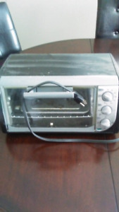Black n decker toaster oven classic line