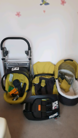 Mamas and Papas Urbo Travel System 3in1