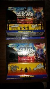 STAR WARS SHADOWS OF THE EMPIRE MICRO MACHINES