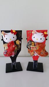 Hello Kitty Japanese Board Decoration