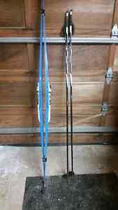 X Country Skis - Cross Country Ski Boots and Poles