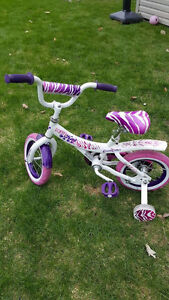 vélo fille 12 po