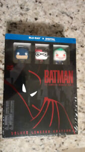 Batman The Animated Series Limited Edition Deluxe Blu Ray Set