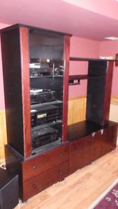 Meuble TV et pour système de son
