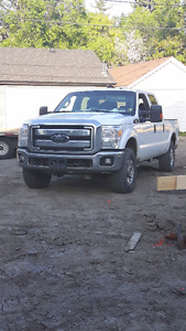 2012 Ford F-250 super duty Pickup Truck