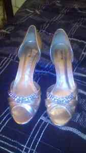 High Heeled Shoes from Spring sz 9