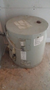 Small hot water tank