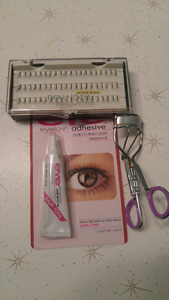 Eyelashes kit